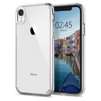 Чехол Spigen для iPhone XR Ultra Hybrid Crystal Clear