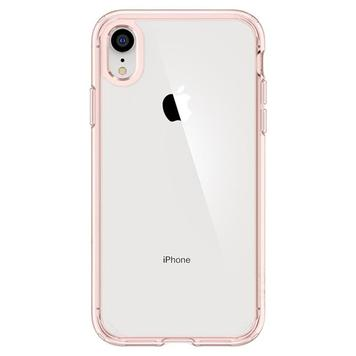 Чехол Spigen для iPhone XR Ultra Hybrid Rose Crystal