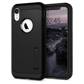 Чехол Spigen для iPhone XR Tough Armor Black