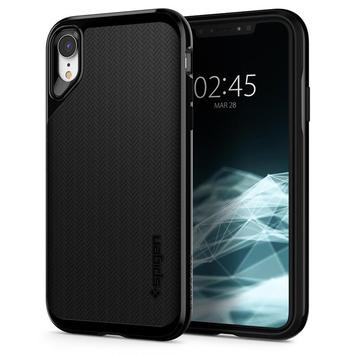 Чехол Spigen для iPhone XR Neo Hybrid Jet Black
