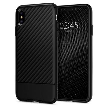 Чехол Spigen для iPhone XS Max Core Armor Black