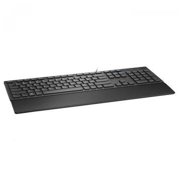 Клавиатура Dell Multimedia Keyboard-KB216 Ukrainian (QWERTY) - Black