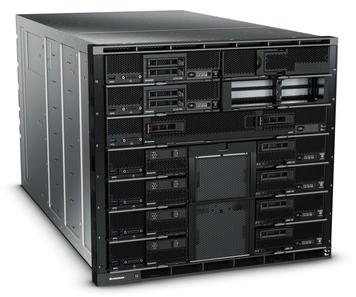 Шасси Lenovo Flex System Enterprise Chassis with 2x2500W PSU, Rackable