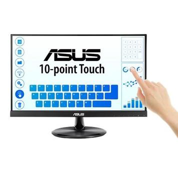 "Монитор LCD 21.5"" Asus VT229H D-Sub, HDMI, USB, MM, 1920x1080, IPS, Touch"