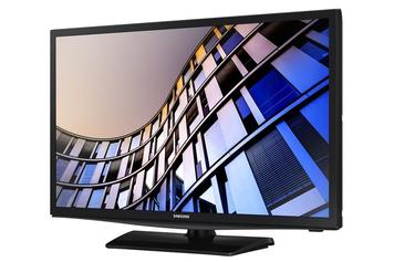 "Телевизор 24"" LED HD Samsung UE24N4500AUXUA Smart, Tizen, Black"